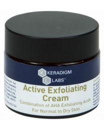 Active Exfoliating Cream