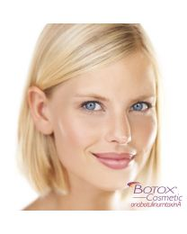BOTOX® by the Area - Face (3 options + Add On)