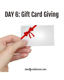 Gift Card Reflections Offer