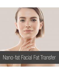 Nano-fat Facial Fat Transfer