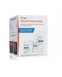 Glytone by Ducray Healthy Hair Kit for Men