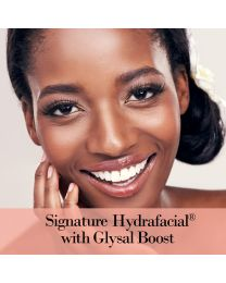 Signature HydraFacial® with GlySal Boost