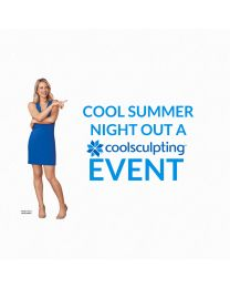 Cool Summer Night Out a CoolSculpting® Event