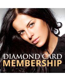 New Radiance Cosmetic Center Diamond Card Membership