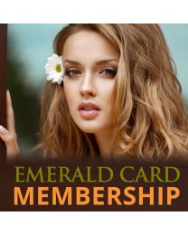 New Radiance Cosmetic Center Emerald Card Membership
