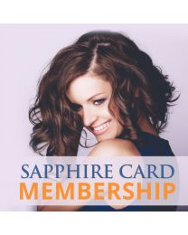 New Radiance Cosmetic Center Sapphire Card Membership