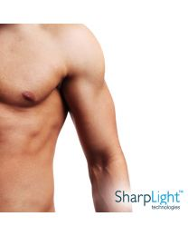 SharpLight™ Laser Hair Removal for Men - Arm & Hand Areas