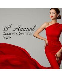 18th Annual Cosmetic Seminar