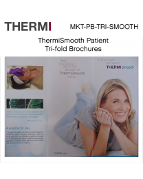 PB-TRI-SMOOTH ThermiSmooth Patient Tri-Fold Brochures